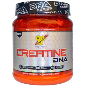 BSN Finish First  BSN Creatine DNA unflavored 216g