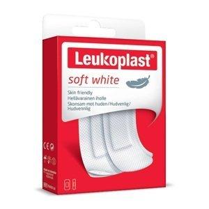Leukoplast Soft 22x72+38x63mm 20ks