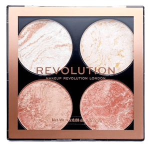 Makeup Revolution London  Revolution Cheek Kit Take a Breather paletka na tvář 8,8g