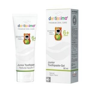 Dentissimo® švýcarská zubní pasta Junior 6+ let 50ml