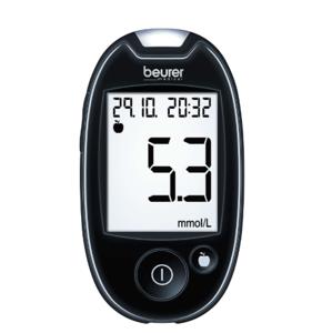 BEURER GL 44 Glukometr black