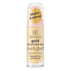 Dermacol Gold anti-wrinkle make-up base 20ml