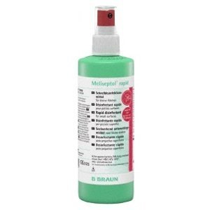 B.Braun  Meliseptol Rapid dezinfekční roztok 250ml