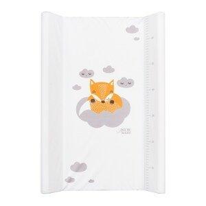 New Baby Přebalovací podložka Liška bílá 50x70cm