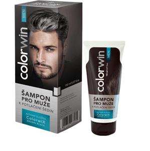 Colorwin Šampon pro muže k potlačení šedin 150ml