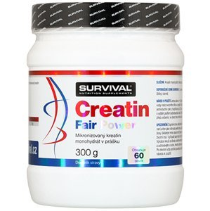 Survival Nutrition Creatin Fair Power Fair Power 300g