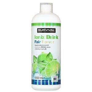 Survival Nutrition Ionix Drink Fair Power mojito 1000ml