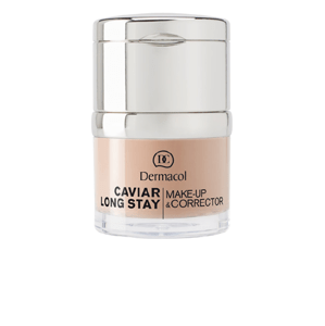 Dermacol Caviar Long Stay Make-up and Corrector odstín 5 Cappuccino 30ml