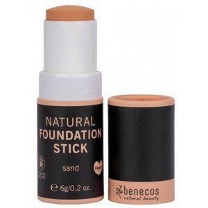 Benecos Kompaktní make-up Sand BIO VEG