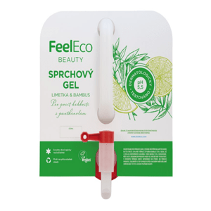 Feel Eco Sprchový gel limetka, bambus 15l