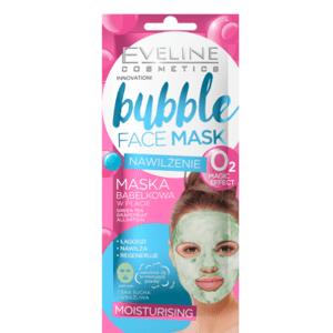 Eveline Cosmetics  Eveline BUBBLE MASK Hydratační pleťová textilní maska