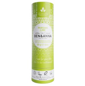 Ben & Anna Tuhý deodorant BIO Perská limetka 60g