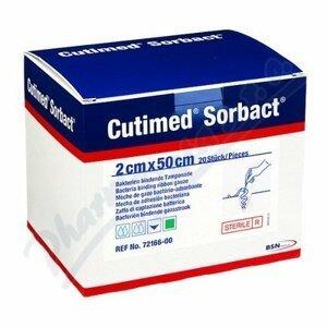 Cutimed Sorbact antimikrob.krytí pří.v roli 2x50cm