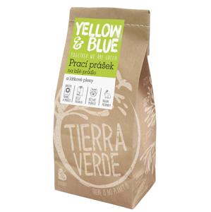 Yellow&Blue  Yellow and Blue Prací prášek na bílé prádlo a pleny 850g