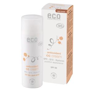 Eco Cosmetics CC krém SPF 30 BIO dark 50ml