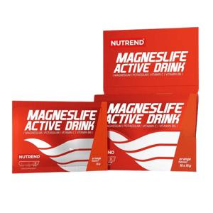 Nutrend  Magneslife Active Drink 10x15g Pomeranč