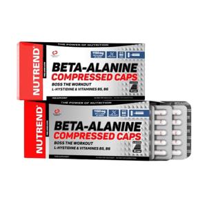 Nutrend  Beta - Alanine Compressed 90 kapslí