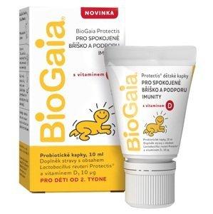 BioGaia Protectis probiotické kapky s vitamínem D 10ml