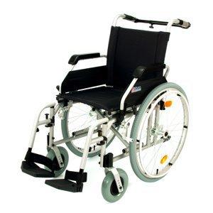 DMA 218-24 Invalidní vozík standardní šířka sedu 46 cm