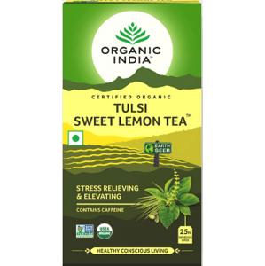 Ecce Vita Tulsi sladký citron BIO 25 sáčky