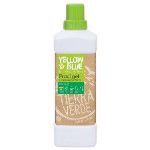 Yellow&Blue  Yellow and Blue Prací gel z ořechů natural 1l