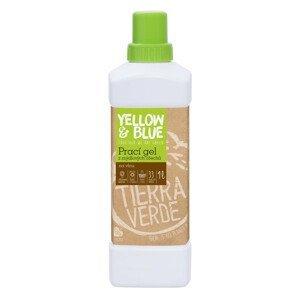 Yellow&Blue  Yellow and Blue Prací gel z mýdlových ořechů na vlnu 1l