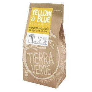 Yellow&Blue  Yellow and Blue Sůl do myčky zabraňuje usazování vodního kamene 2kg