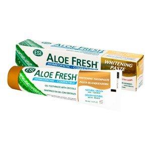 ESI Zubní pasta AloeFresh Homeopatic Whitening 100ml