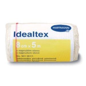 Hartmann  Obinadlo pružné Idealtex 8cmx5m