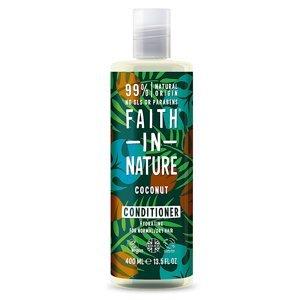 Faith in Nature kokosový kondicioner 400ml