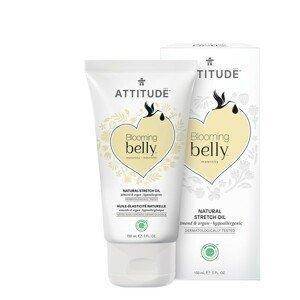 ATTITUDE Blooming Belly Přírodní olej pro těhotné a po porodu - argan a mandle 150ml