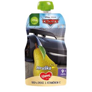Hami Disney Cars ovocná kapsička hruška 110g