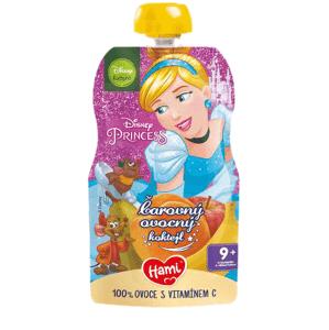 Hami Disney Princess ovocná kapsička ovocný koktejl 110g