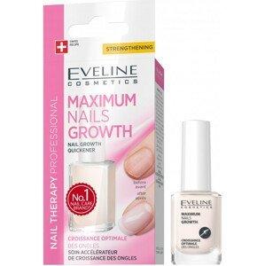 Eveline Cosmetics  Eveline NAIL THERAPY Maximální růst 12ml