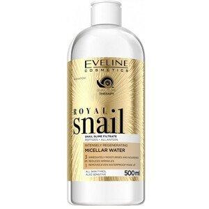 Eveline Cosmetics  Eveline Royal Snail Micelární voda 500ml