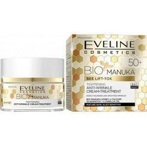 Eveline Cosmetics  Eveline BioMANUKA Denní a noční krém 50+ 50ml