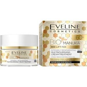 Eveline Cosmetics  Eveline BioMANUKA Denní a noční krém 60+ 50ml