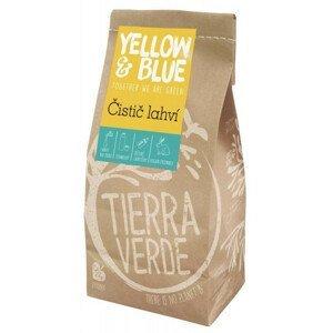 Yellow&Blue  Yellow and Blue Čistič lahví pro snadné mytí lahví a lahviček 1kg