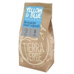 Yellow and Blue Biologický čistič odpadů na bázi mikroorganismů a enzymů 500g