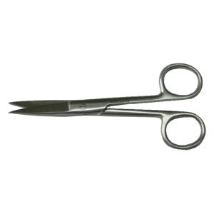 Nůžky chir.hrotnaté 150mm ZSZ
