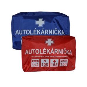 Motolékárnička textil vyhl.č.182/2011 Steriwund