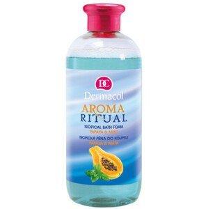 Dermacol Aroma Ritual - pěna do koupele Papája a máta 500ml