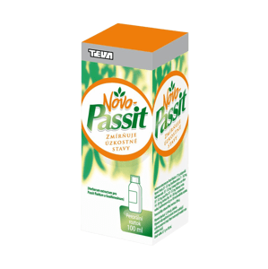 Mucobene  Novo-Passit roztok 100ml