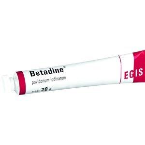 Betadine mast 20g