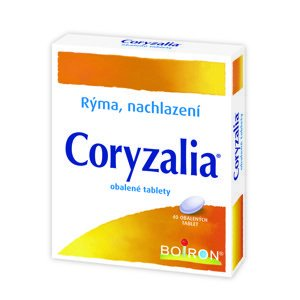 Boiron  Coryzalia 40 dražé