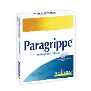 Boiron  Paragrippe tablety 60