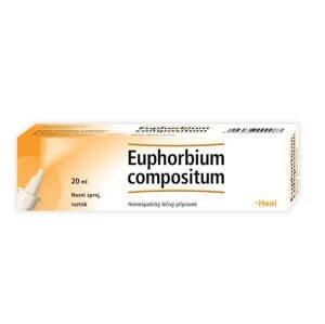 Euphorbium Compositum-Heel Nasentropfen L sprej nosní 20ml