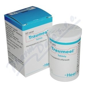 Traumeel tablety 50