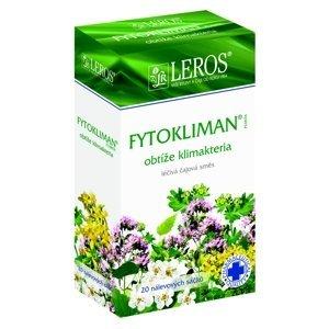 LEROS Fytokliman Planta perorální léčivý čaj 20x1.5g sáčky