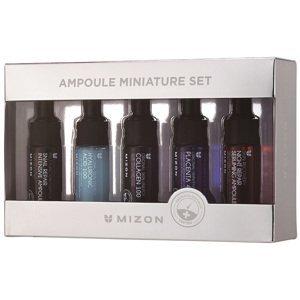 Mizon Ampoule Miniature set 5 mini ampulek 5x9,3ml